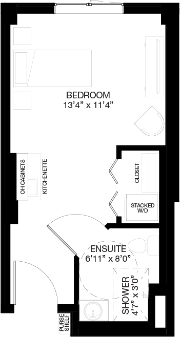 370-380 SF SUPPORTIVE STUDIO_(Assisted Living Dementia Care)