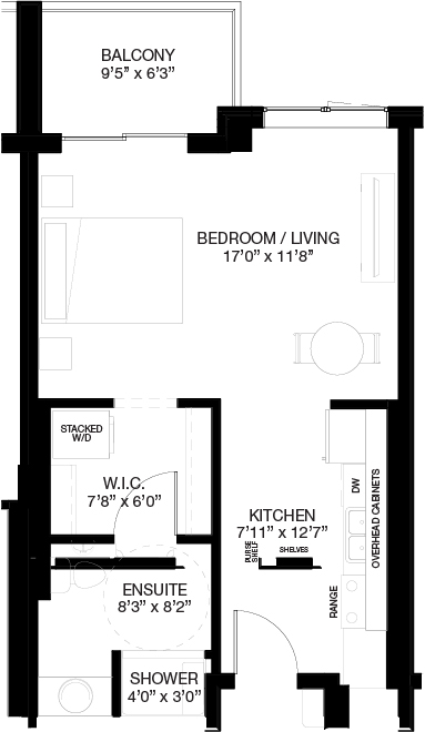 498 SF STUDIO_(Independent Living)
