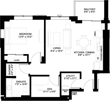 753 SF 1 BEDROOM WITH DEN_(Independent Living)