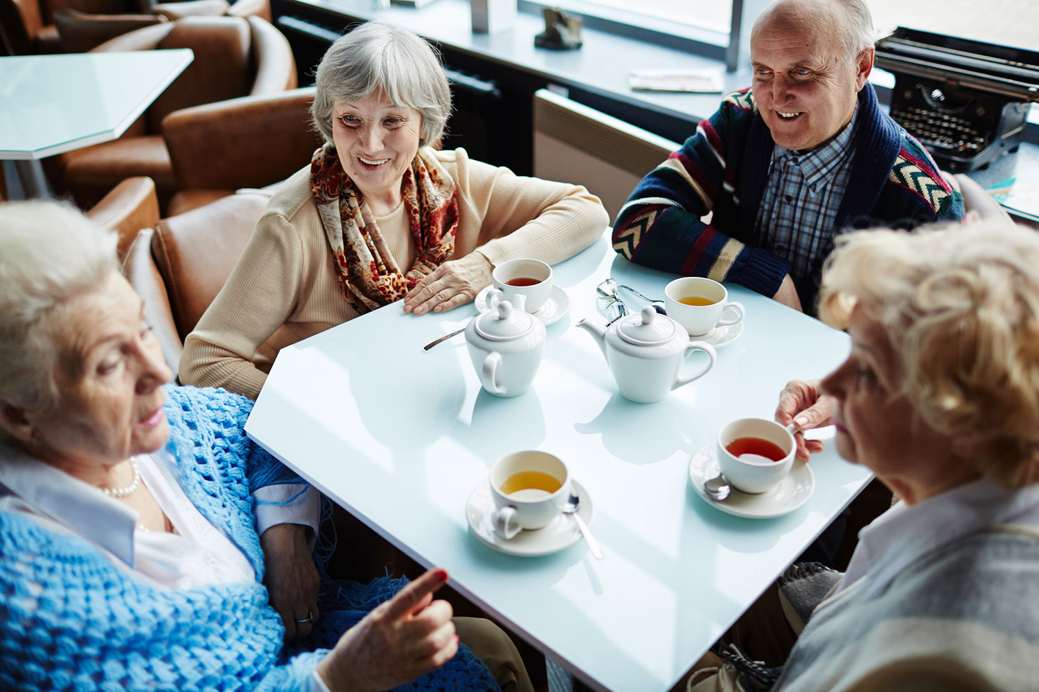 Active Adult Living at Trico Living Well