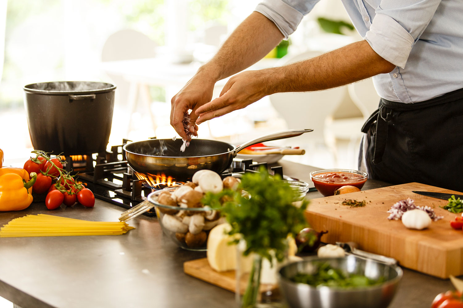 Chef's Table at Trico Living Well