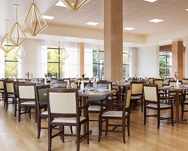 Trico LivingWell Dining Room