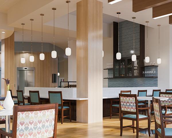 Trico LivingWell Lounge